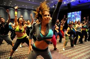 Zumba 45 @ Academia Life Fitness